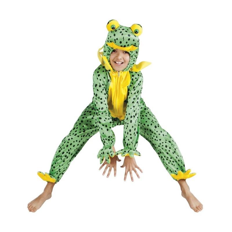Kikker kostuum voor kinderen
