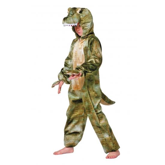 Kinder Carnavalskleding krokodil