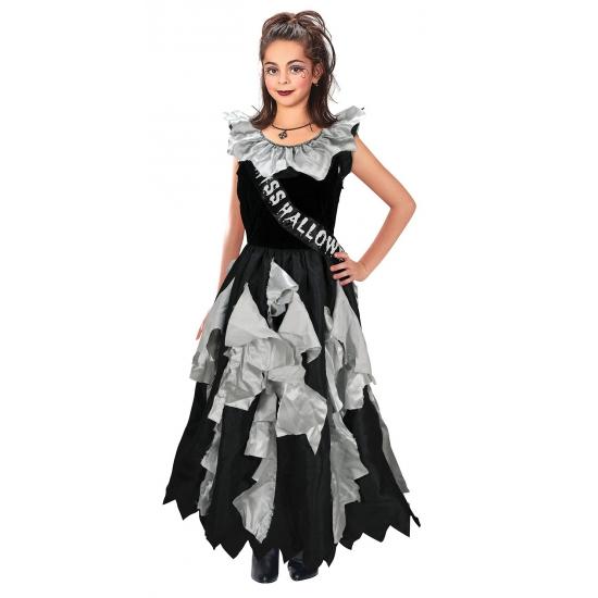 Kinder Miss Halloween jurk