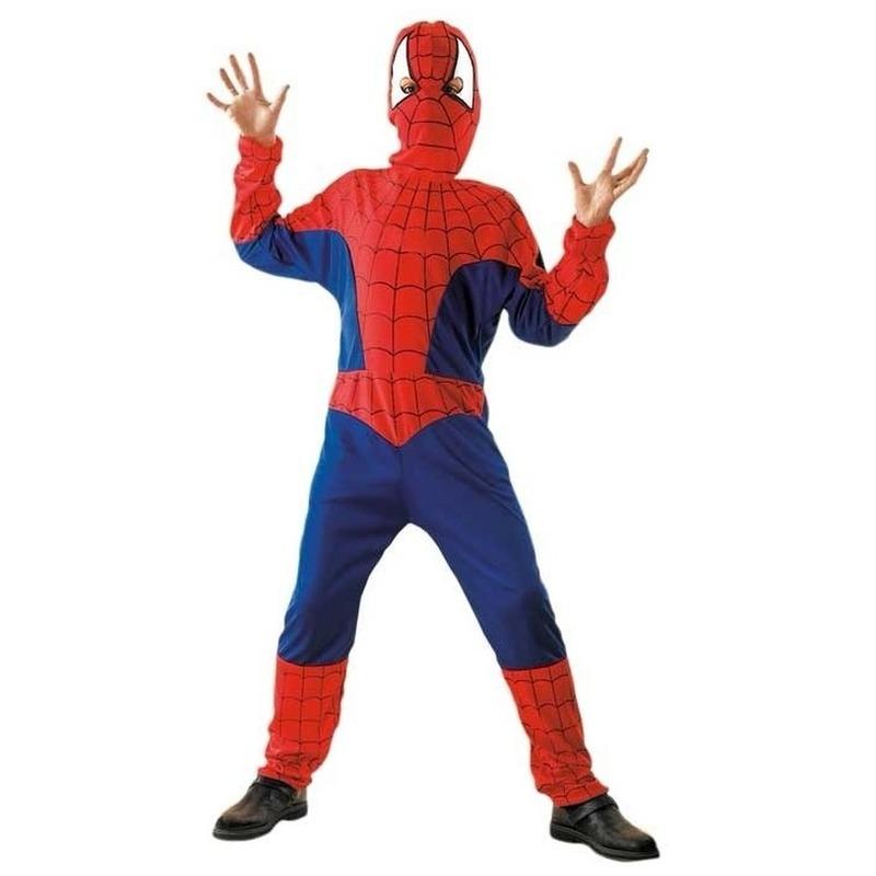 Kinder verkleedkleding spinnenheld