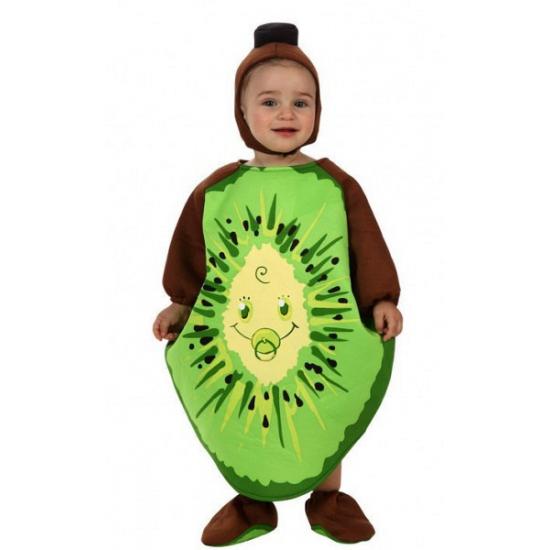 Klein kind kostuum Kiwi kostuum voor babys