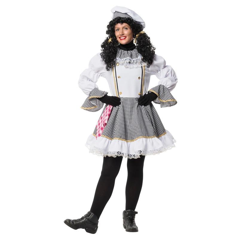 Merkloos Kokkin Piet kostuum