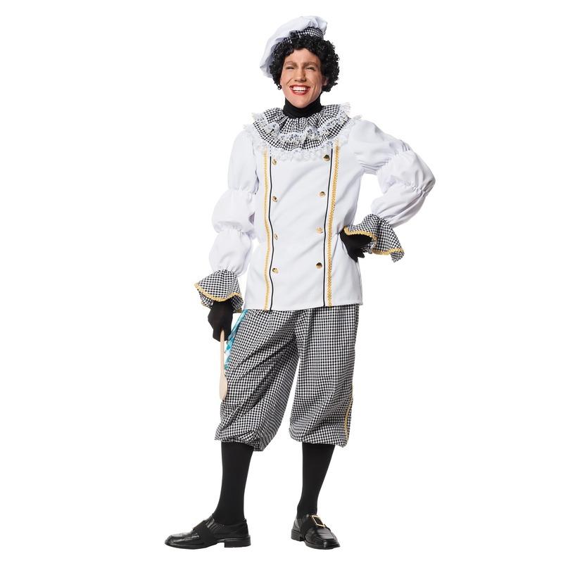 Merkloos Koks Piet kostuum