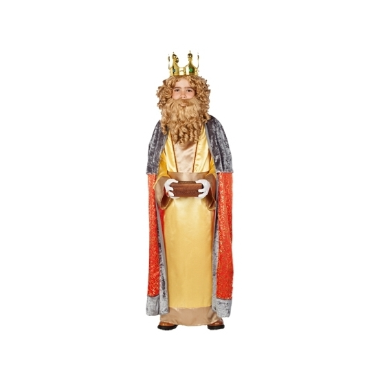 Koning Casper kostuum voor kinderen