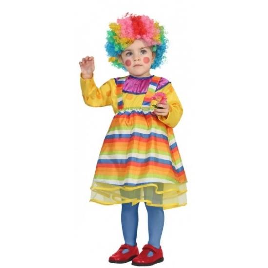 Kostuum clown peuters