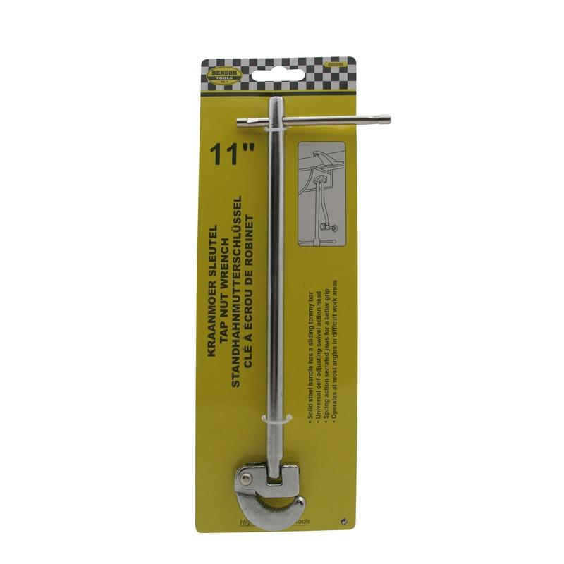 Kraanmoer sleutel 11 inch - 31 cm