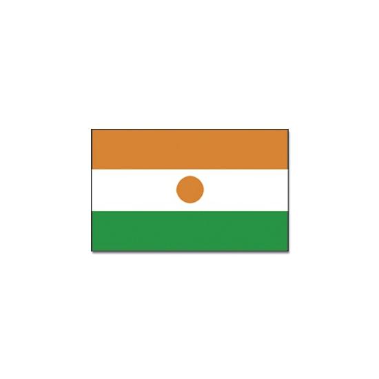 Landen vlag Niger