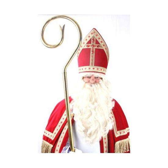 Luxe baardstel Sinterklaas