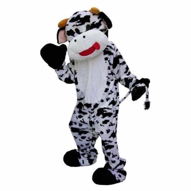 Luxe koe outfit voor volwassenen