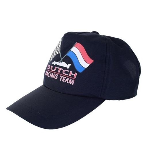 Max dutch racing team - autosport cap/pet voor volwassenen