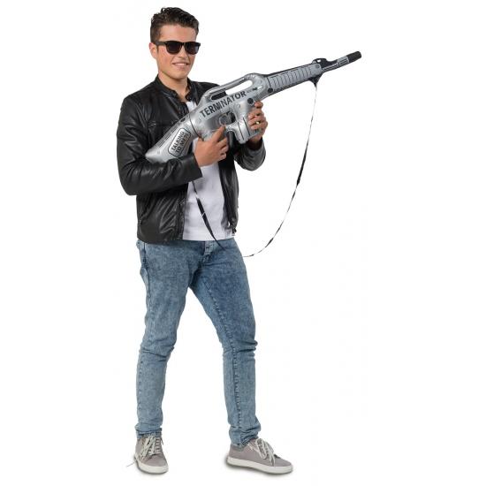 Mega opblaas machinegeweer 94 cm