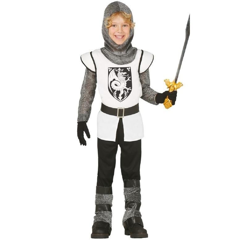 Middeleeuwse ridder verkleed kostuum voor jongens