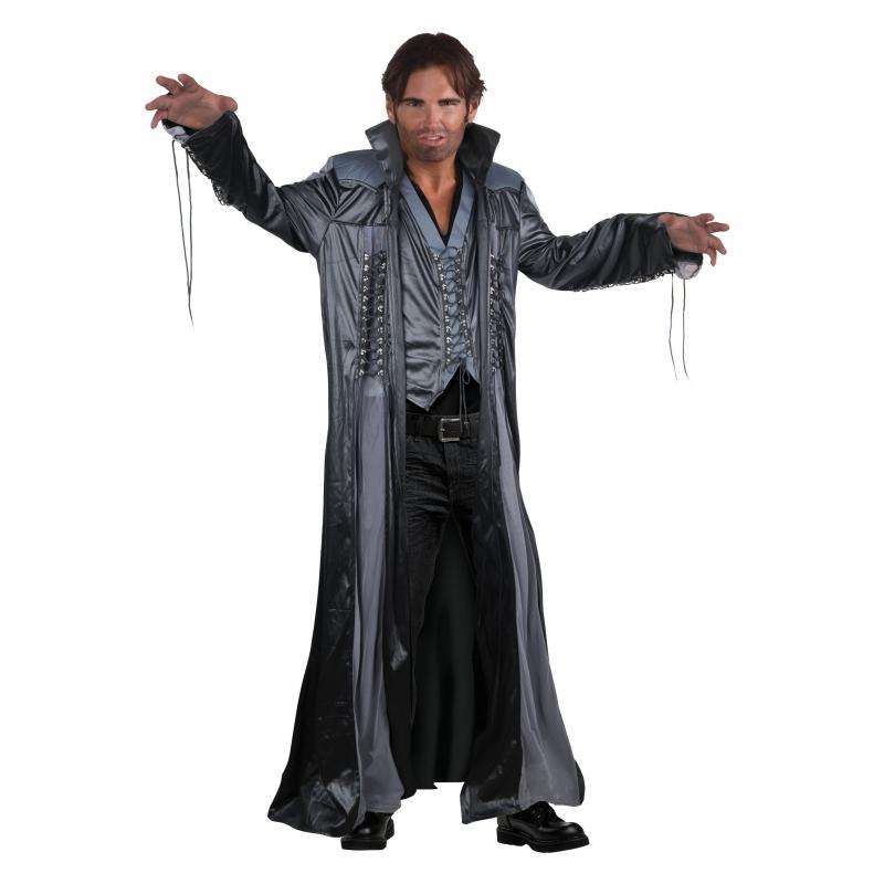 Merkloos Moderne tovenaar kostuum voor heren