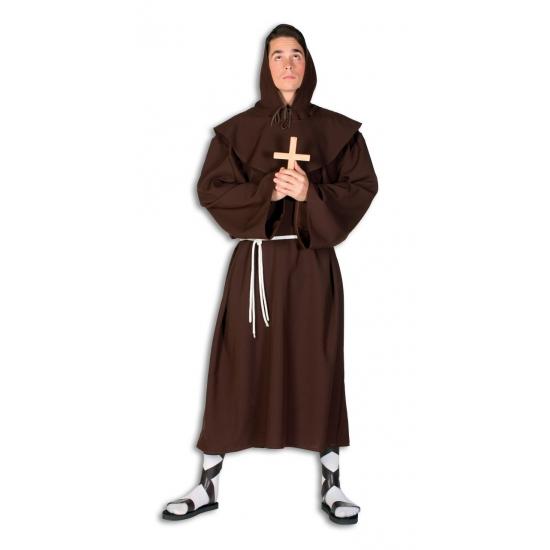 Monnik outfit voor volwassenen