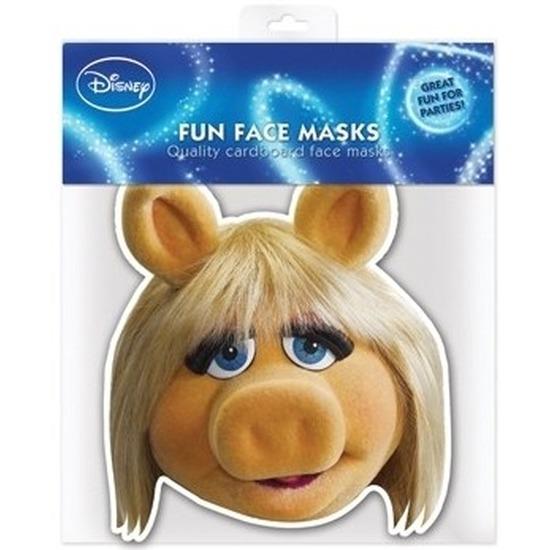 Muppet masker Miss Piggy