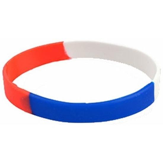 Nederland armbandje rood wit blauw