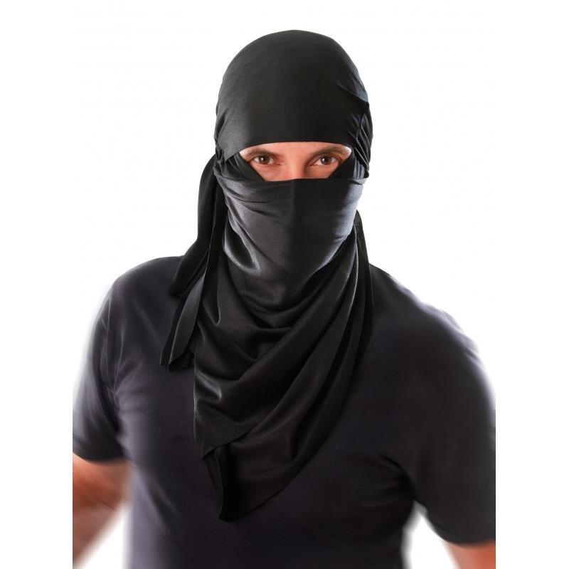 Ninja hoofddoek voor volwassenen