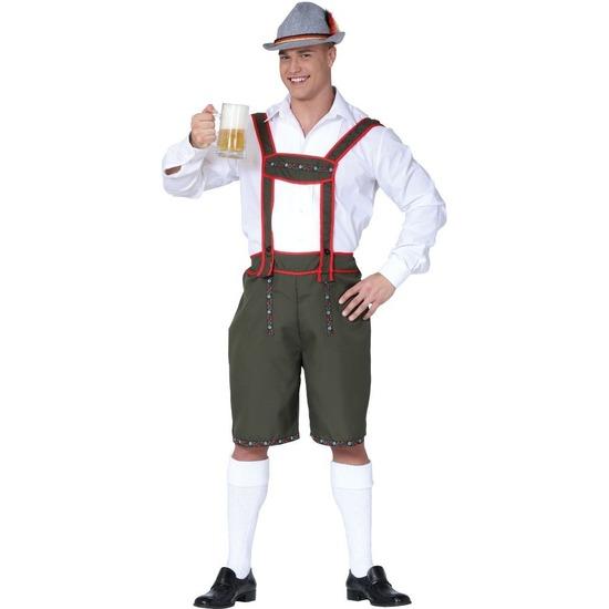 Oktoberfest - Lederhosen kostuum voor heren