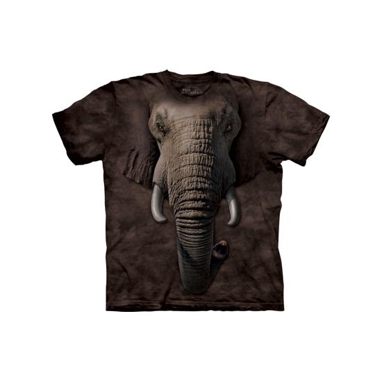 Olifant T-shirt voor volwassenen