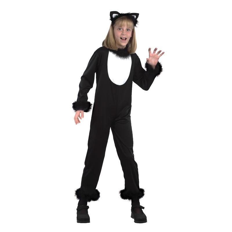 Onesie pak katten/poezen voor kids