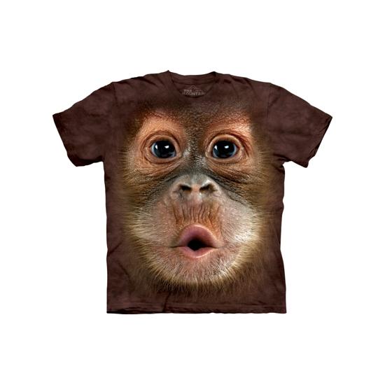 Orang Oetang T-shirt voor volwassenen