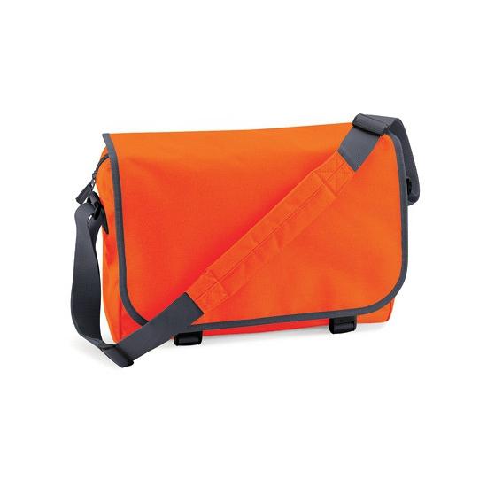 Oranje voordelige schoudertassen 11 liter