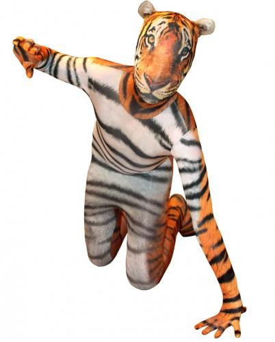 Orginele morphsuit outfit tijger