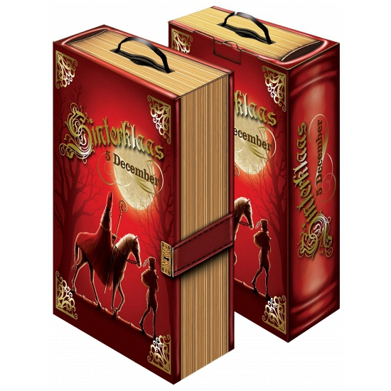 Originele Sinterklaas verpakking