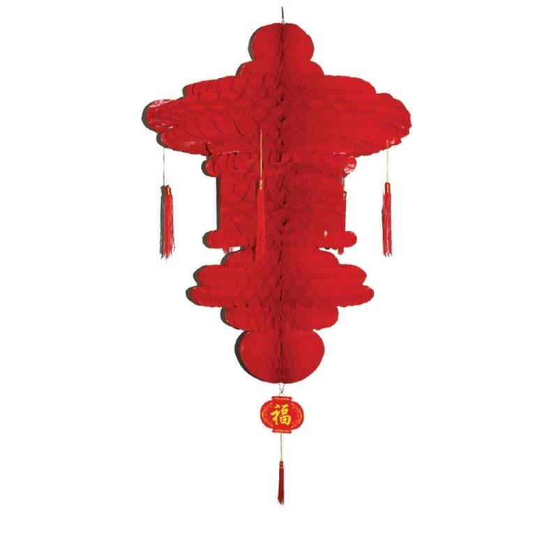 Papieren vouwdecoratie China