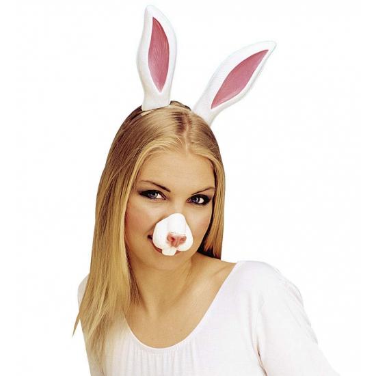 Party konijnen neusje
