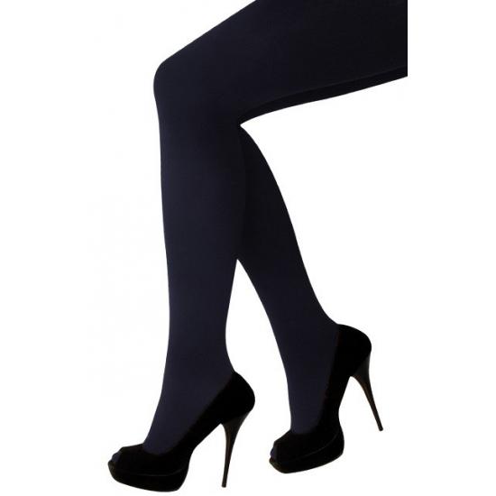 Pieten maillot zwart met gulp voor dames