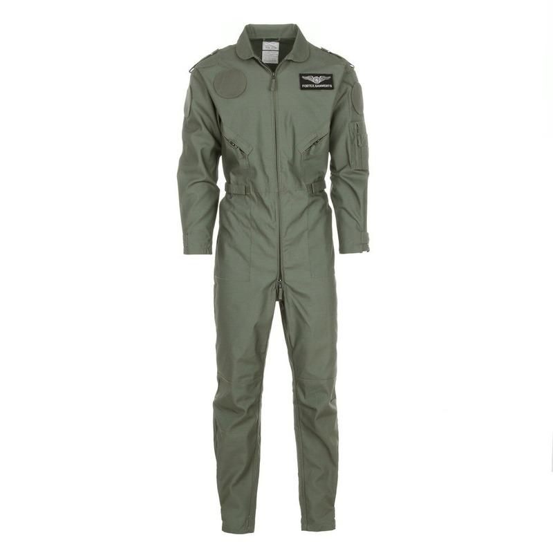 Piloten kleding voor volwassenen