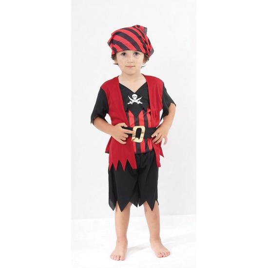 Piraten pakken voor kinderen
