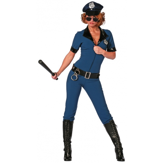 Politie jumpsuits voor vrouwen
