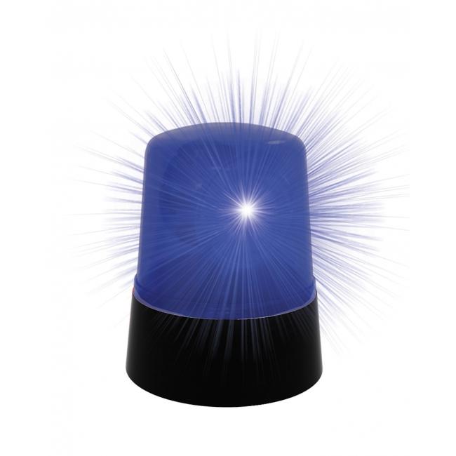 Politie spullen voor kinderen blauwe zwaai lamp