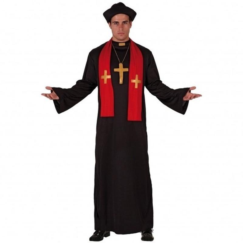 Priester outfit voor volwassenen