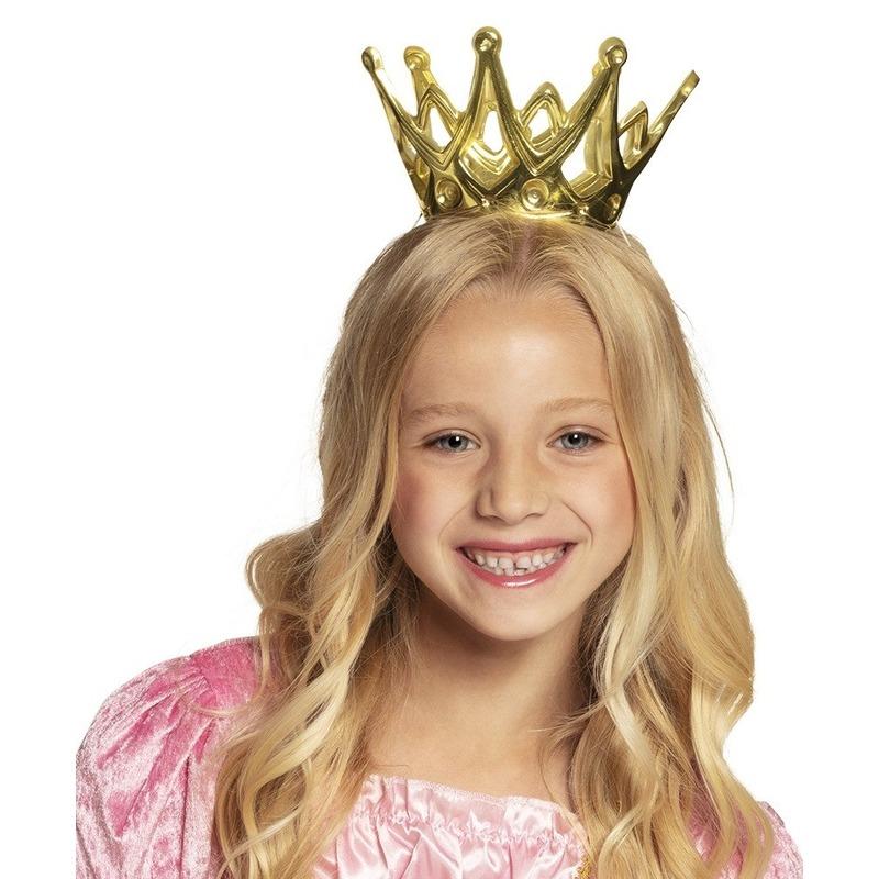 Merkloos Prinsessen kroontje meisjes