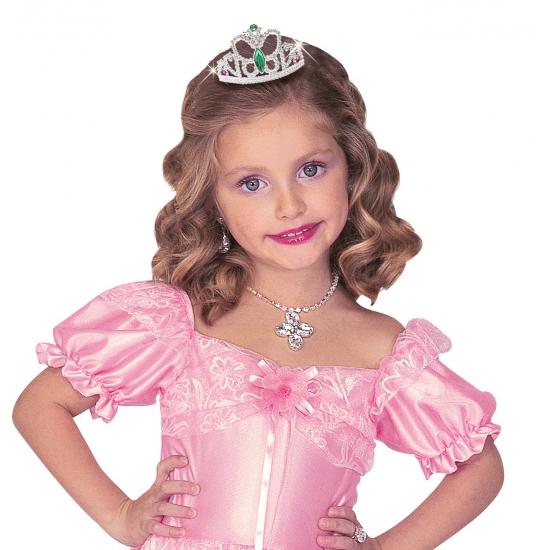 Merkloos Prinsessen tiara voor kinderen