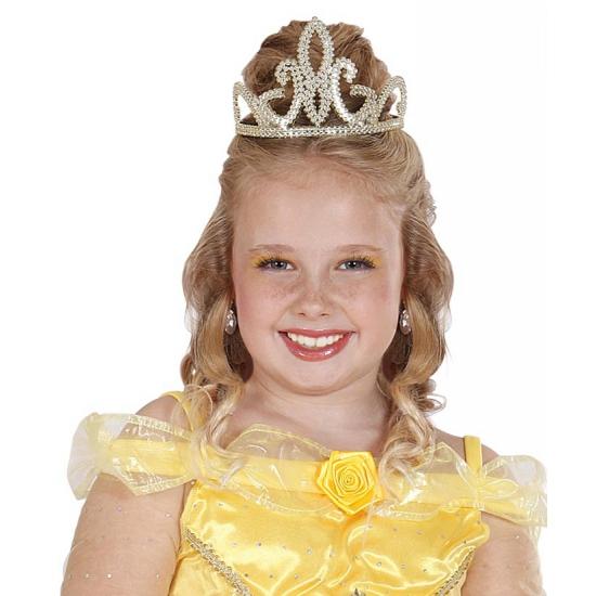 Merkloos Prinsessen tiaras voor kinderen