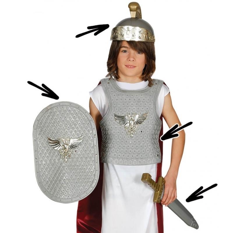 Romeinse ridder kostuum voor kinderen