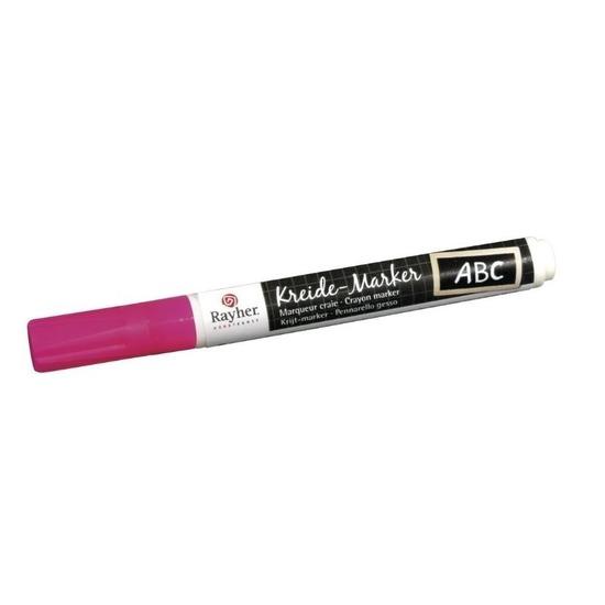 Roze raamstift op waterbasis