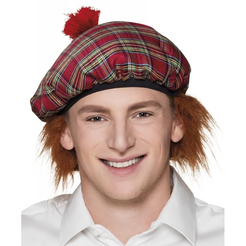 Schotland mutsje met haren