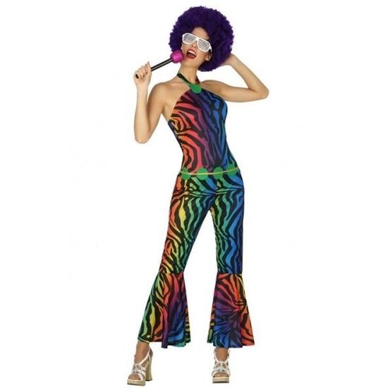 Seventies/disco verkleedkleding voor dames