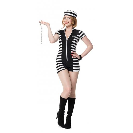 Sexy boefje kostuum voor dames
