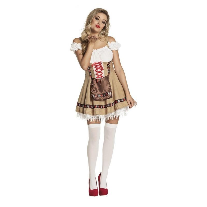 Sexy oktoberfest Dirndl jurkje voor dames
