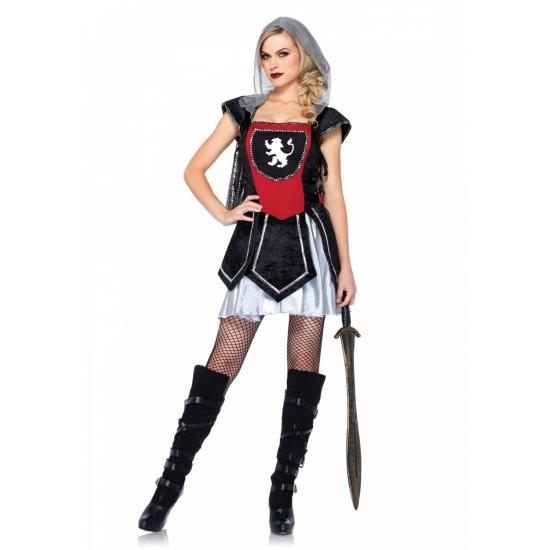 Sexy ridder kostuum voor dames