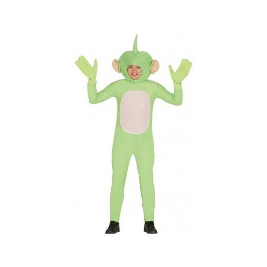 Space pak groene alien