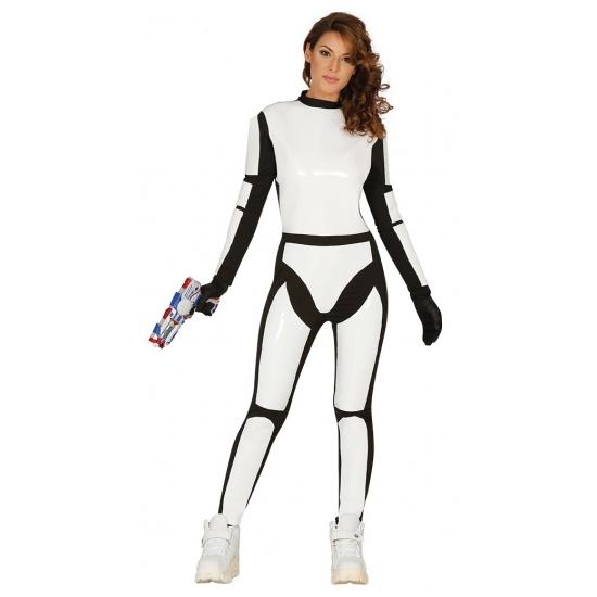 Space trooper kostuum voor dames