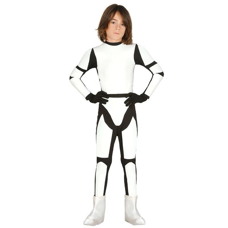 Space trooper kostuum voor kinderen