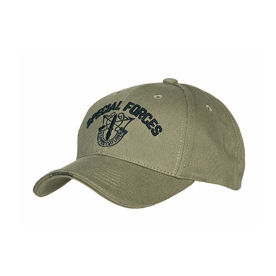 Special Forces caps legergroen